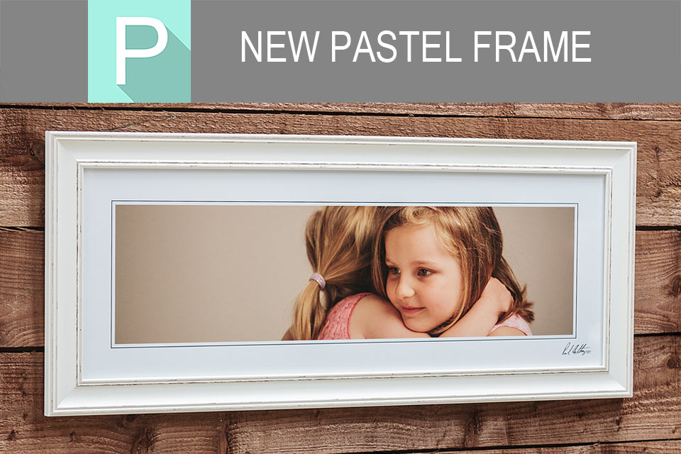 New Pastel Frame from C41s Photo Imaging