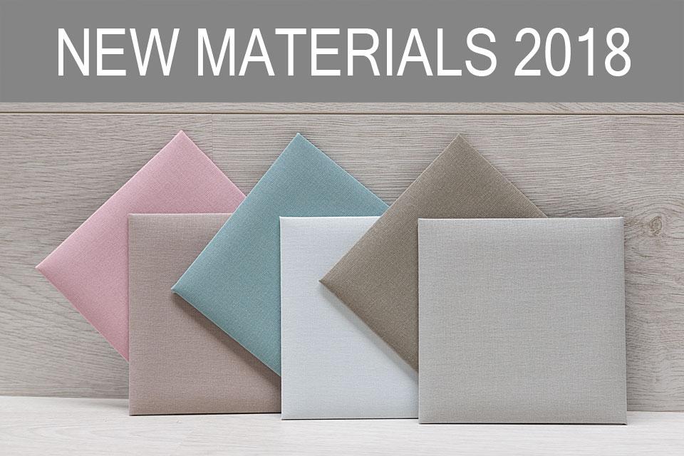 New Materials 2018