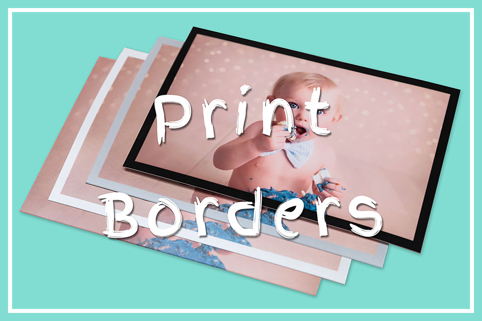 Print Borders at C41s Photo Imaging