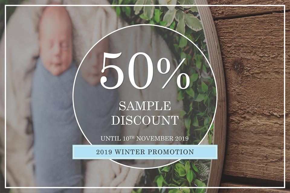 Sample Information - 2019 Winter Promotion