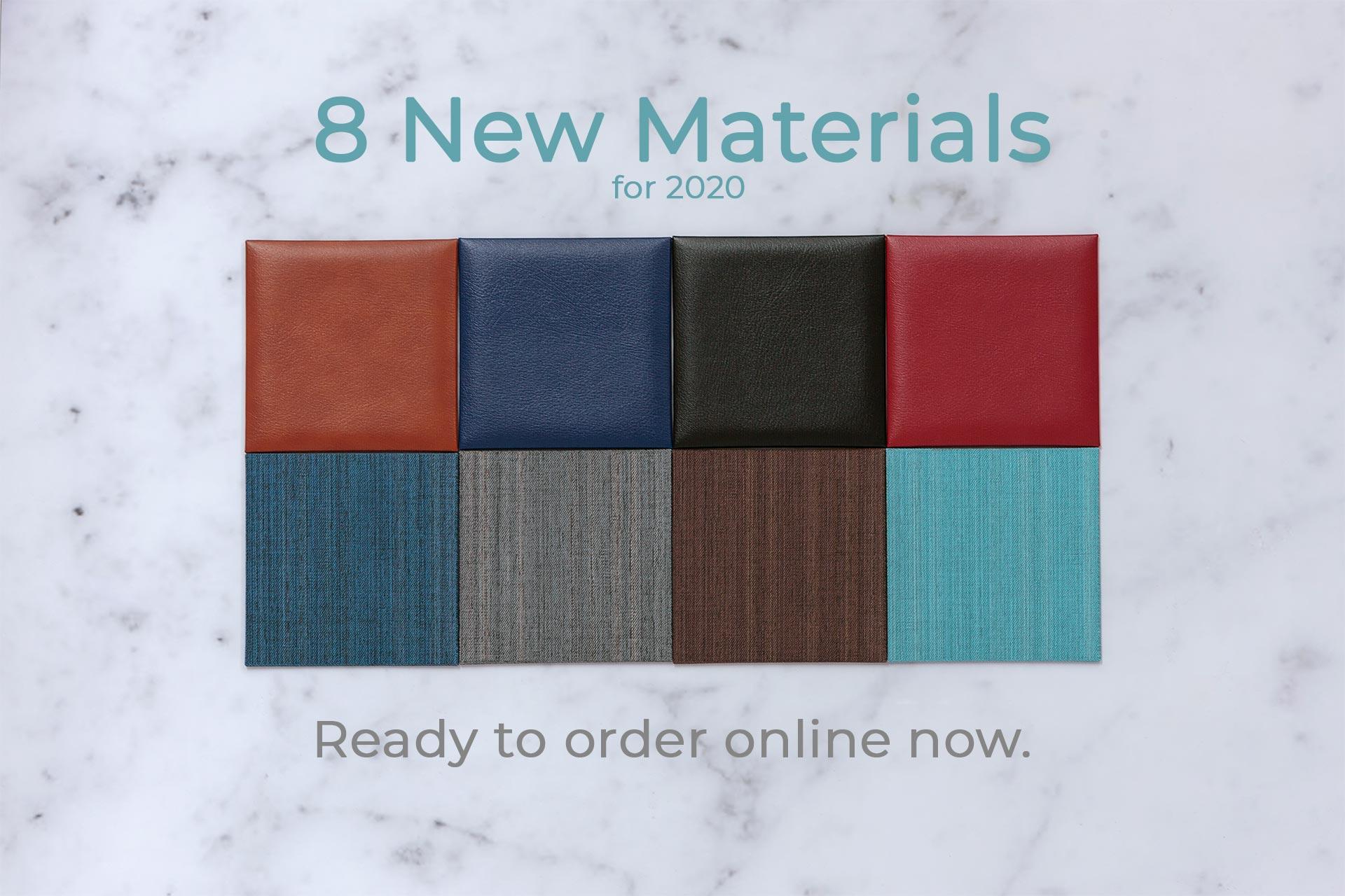 New Materials 2020