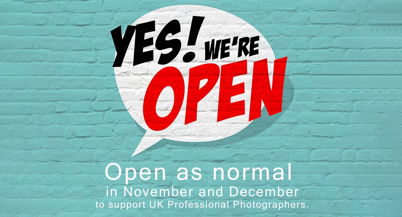 Open November and December 2020 - HOME PAGE
